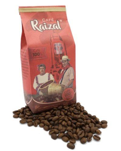 Café Raizal En grano 340g