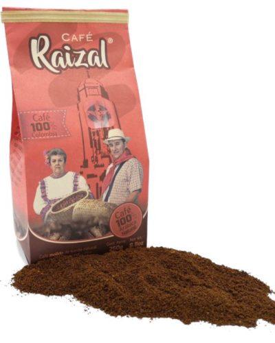 Café Raizal 250g Molido