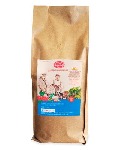 Café Raizal 1 Kilogramo en grano