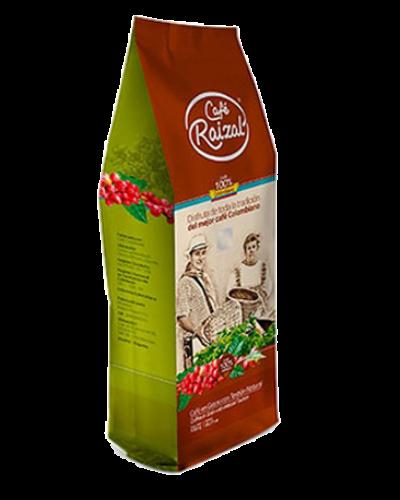 Café Raizal en Grano 1000gr