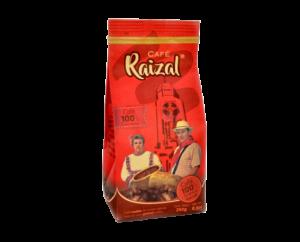 Paquete de Cafe Raizal 250gr molido
