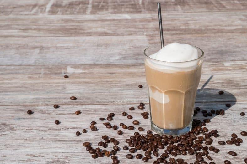 smothie_ café frío