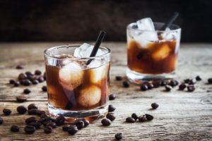 cocteles de café