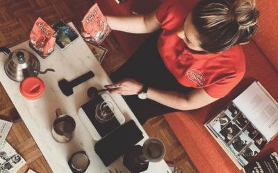 Cómo preparar un buen café en casa con el método de aeropress en tiempos de cuarentena