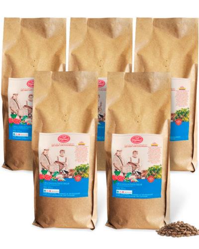 Café Raizal 5 Kilogramos en grano
