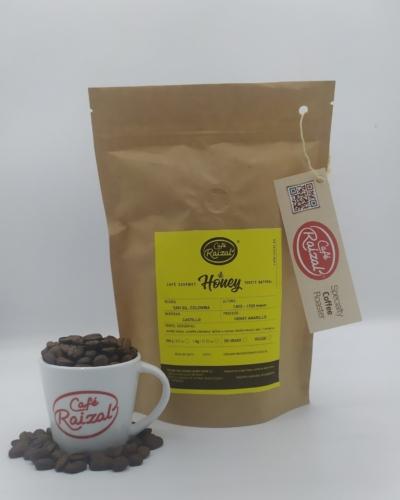 Café Raizal Honey Amarillo